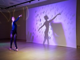 Commercial dance photography corporate event London Christies