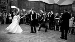 Wedding photography dancing London