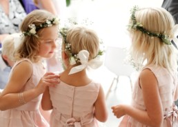 Wedding bridesmaids Hampton Middlesex