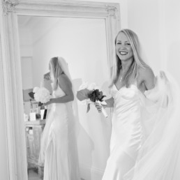 Wedding photography Bride Hampton, Middlesex