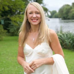 Wedding photography bride Hampton Middlesex SW London