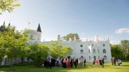 Wedding photography Strawberry Hill House, Twickenham
