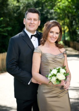 Wedding photography bride & groom Marble Hill House, St Margarets Twickenham Middlesex