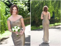 Wedding photography, bride, dress, Marble Hill House, St Margaret's Middlesex