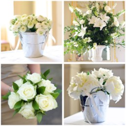Wedding flowers Marble Hill House St Margaret's Middlesex
