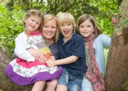 Family Portrait photography Marble Hill Park St Margarets Middlesex SW London