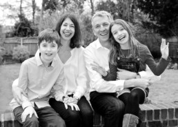 Family Portrait photography Twickenham St Margarets Middlesex SW London